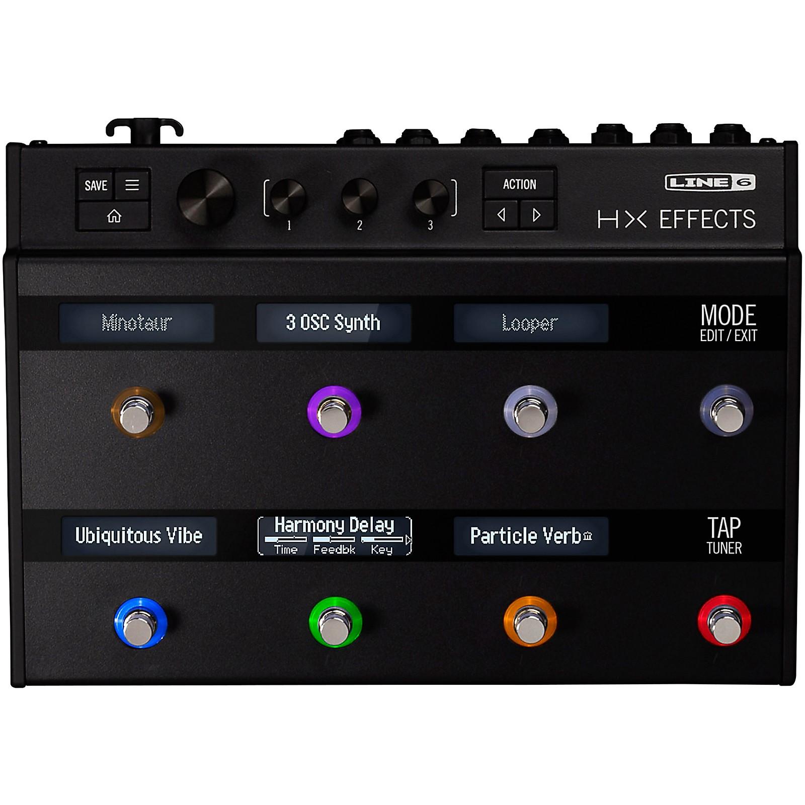 Line 6 HX Effects Guitar Effects Processor