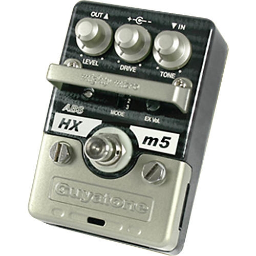 Guyatone HXm5 Heat Exchanger Overdrive Guitar Effects Pedal