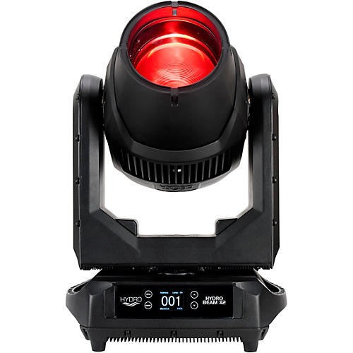 American DJ HYDRO BEAM X2 IP65 Rated 370 Watt Discharge Moving Head 3 Degree Beam and 8 Facet Prism Wireless DMX Built In