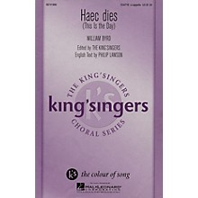 Hal Leonard Haec Dies (This Is the Day) SATB DV A Cappella by The King's Singers