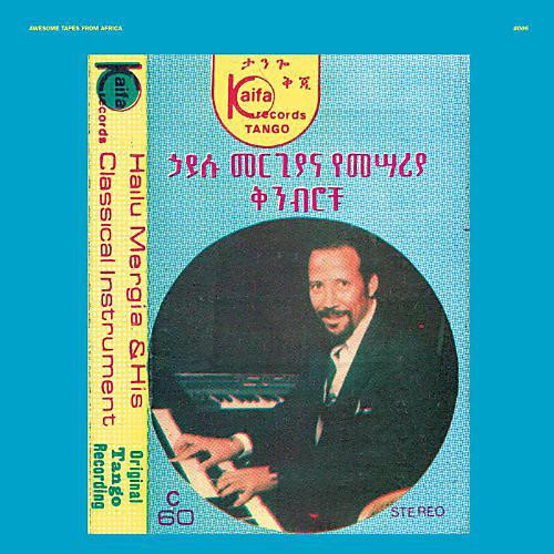 Alliance Hailu Mergia - Hailu Mergia and His Classical Instrument: Shemonmuanaye