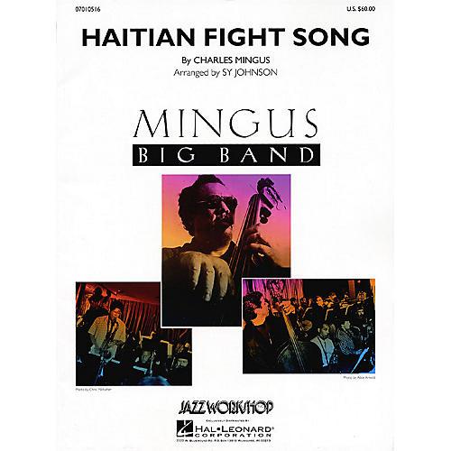 Hal Leonard Haitian Fight Song Jazz Band Level 5 Arranged by Sy Johnson