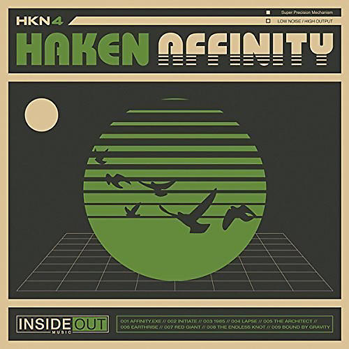 Alliance Haken - Affinity