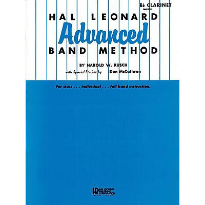 Hal Leonard Hal Leonard Advanced Band Method (French Horn in F) Advanced Band Method Series by Harold W. Rusch