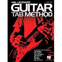 Hal Leonard Hal Leonard Guitar Tab Method Book 1 (Book Only)