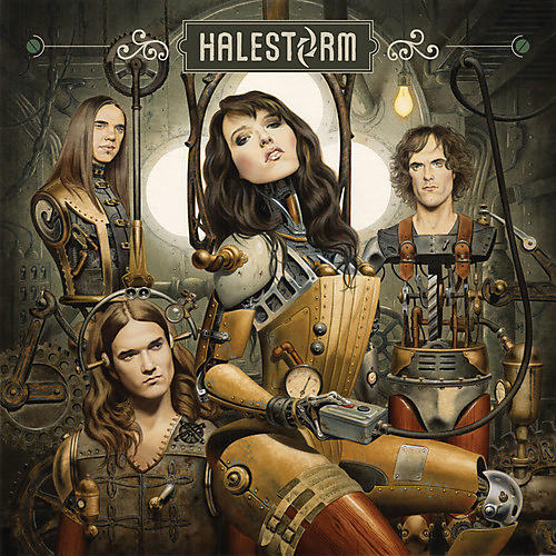 Alliance Halestorm - Halestorm
