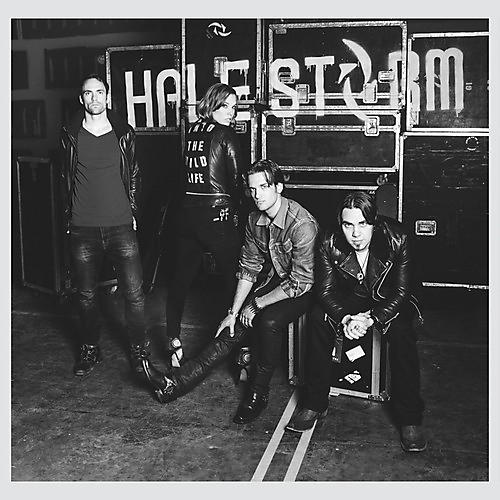 Alliance Halestorm - Into the Wild Life