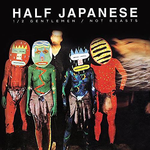 Alliance Half Japanese - Half Gentlemen Not Beasts