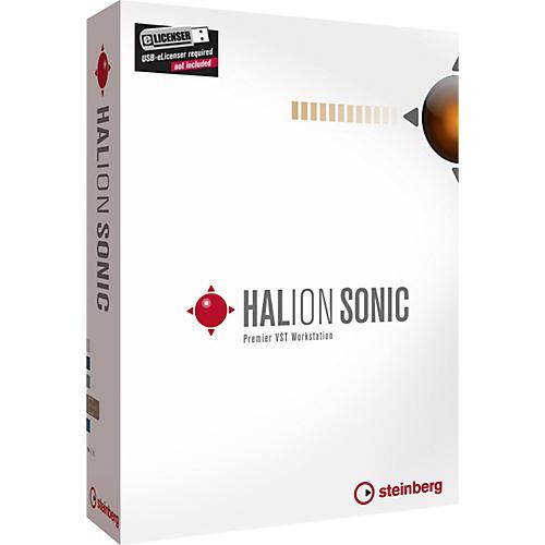 Steinberg Halion Sonic  Retail