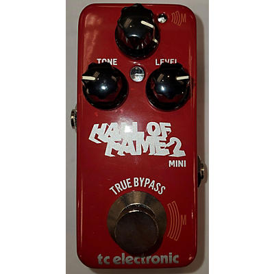 TC Electronic Hall Of Fame 2 Reverb Effect Pedal