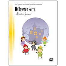 Alfred Halloween Party with Optional Duet Accompaniment Early Elementary