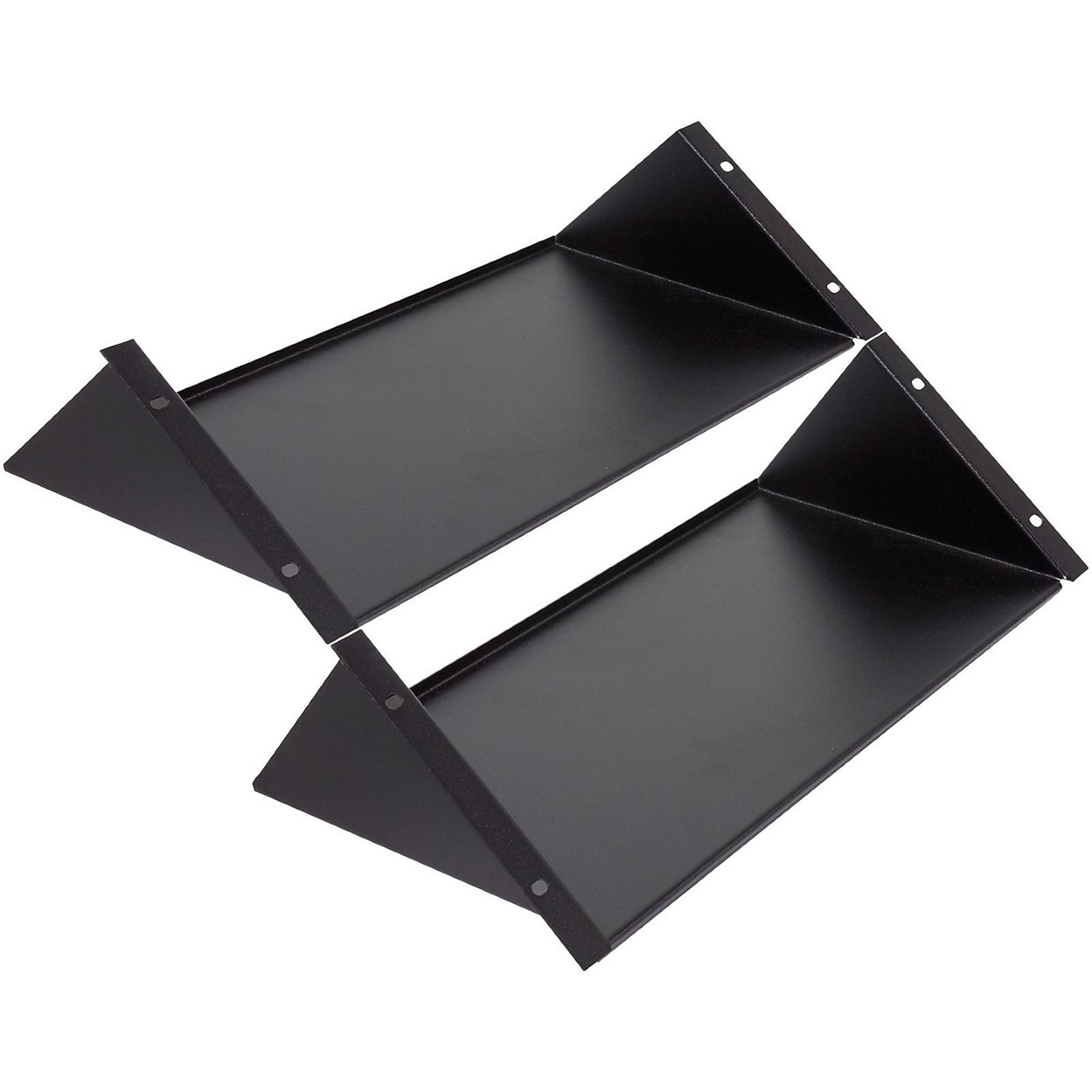 Argosy Halo Rack Shelf - Black - Set of 2