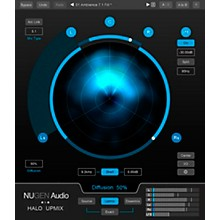 NuGen Audio Halo upmix w 3D Imm. Ext
