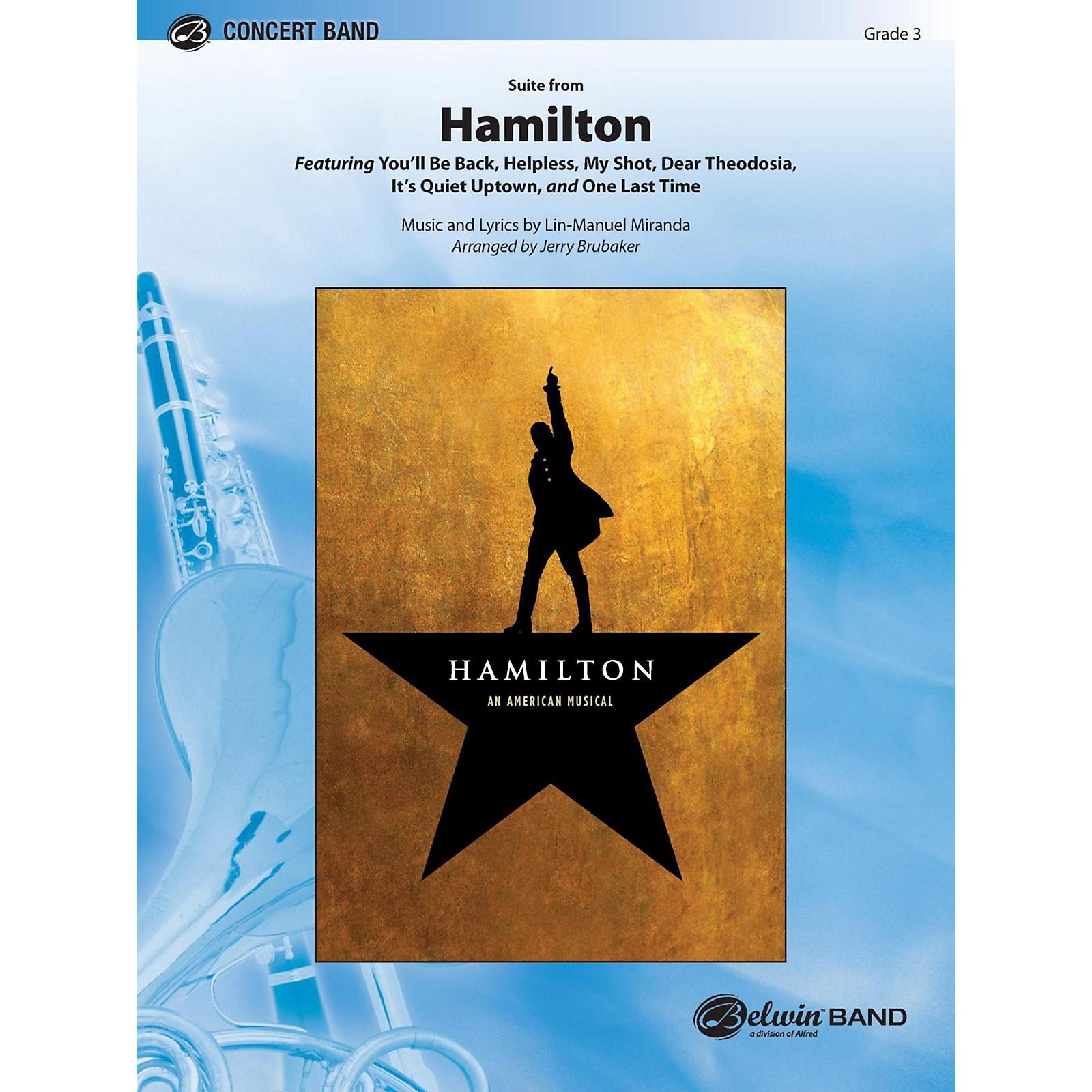 BELWIN Hamilton, Suite from 3 (Medium Easy)