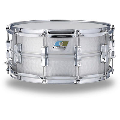 Ludwig Hammered Acrolite Snare Drum