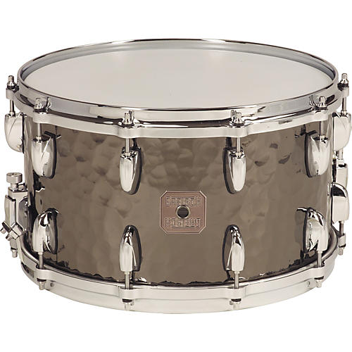 Gretsch Drums Hammered Steel Snare Drum