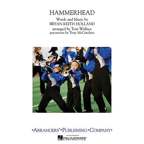 Arrangers Hammerhead Marching Band Level 3 by The Offspring Arranged by Tom Wallace