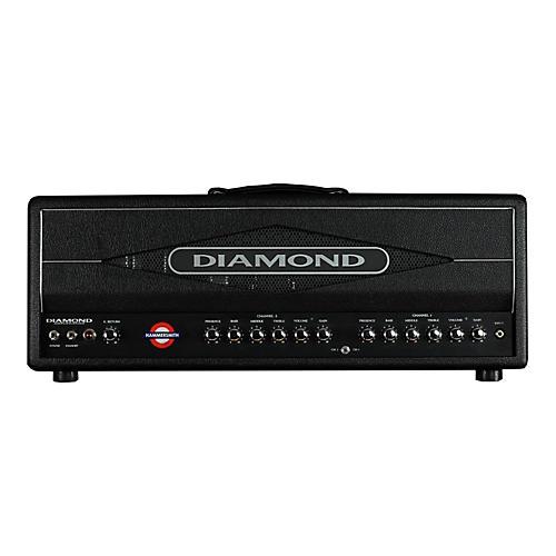 Diamond Amplification Hammersmith USA Custom Series 100W Vintage / Modern Tube Guitar Amp Head