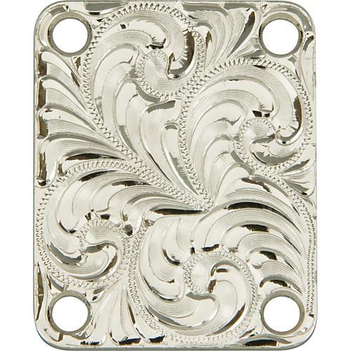 El Dorado Hand-Engraved Tele Neck Plate