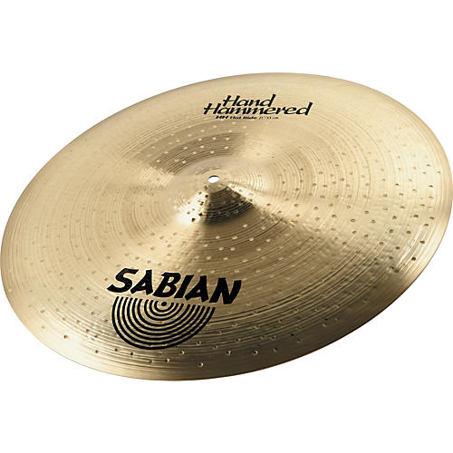 sabian hand hammered hot ride cymbal musician 39 s friend. Black Bedroom Furniture Sets. Home Design Ideas