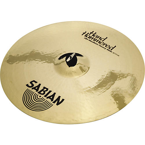 Sabian Hand Hammered Medium Heavy Ride Cymbal