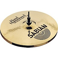 Sabian Hand Hammered Medium Hi-Hat Cymbals 14""