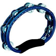 Hand Held Tambourine Blue