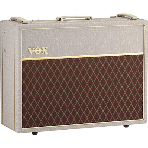 Vox Hand-Wired AC30HW2 30W 2x12 Tube Guitar Combo Amp Fawn