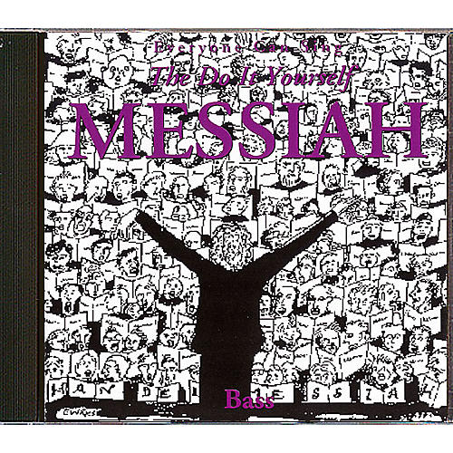 Hal Leonard Handel's Do-It-Yourself Messiah Choral Tutorial (Bass CD)