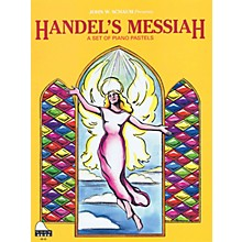 SCHAUM Handel's Messiah Educational Piano Series Softcover