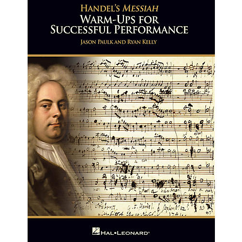 Hal Leonard Handel's Messiah (Warm-ups for Successful Performance) shows all parts