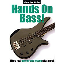 Music Sales Hands On Bass! (Interactive Method) Music Sales America Series DVD Written by Tony Smith