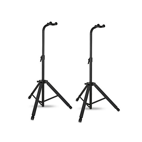 Musician's Gear Hanging Guitar Stand Black 2-Pack