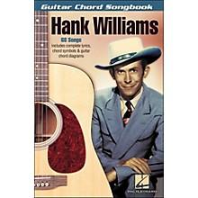 Hal Leonard Hank Williams - Guitar Chord Songbook