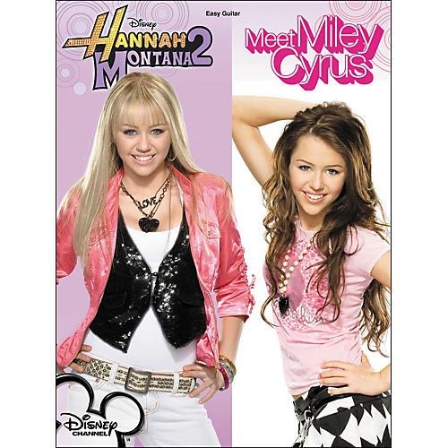 Hal Leonard Hannah Montana 2/Meet Miley Cyrus Easy Guitar Tab