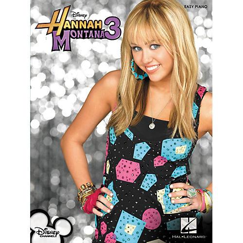 Hal Leonard Hannah Montana 3 For Easy Piano