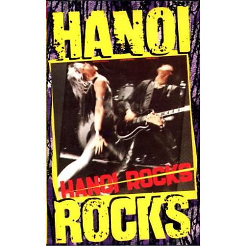 Alliance Hanoi Rocks - Bangkok Shocks Saigon Shakes