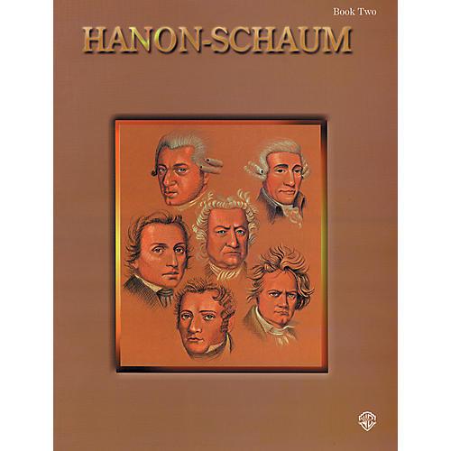 Alfred Hanon-Schaum Book Two