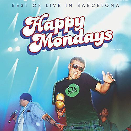 Alliance Happy Mondays - Best of: Live in Barcelona