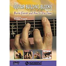 Homespun Happy Traum's Guitar Building Blocks: Bar Chords 1 (DVD)