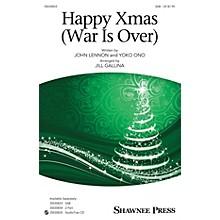Shawnee Press Happy Xmas (War Is Over) Studiotrax CD by John Lennon Arranged by Jill Gallina