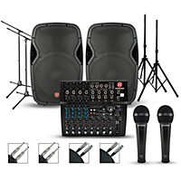 Deals on Harbinger Harbinger L1202 Mixer with Harbinger Vari PA Package