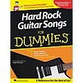Hal Leonard Hard Rock Guitar Songs for Dummies Guitar Tab Songbook thumbnail