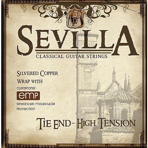 Sevilla Classical Guitar Strings Hard Tension Classical Tie-On Guitar Strings