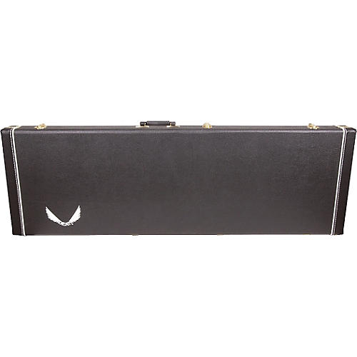 dean hardshell case for edge bass guitars musician 39 s friend. Black Bedroom Furniture Sets. Home Design Ideas