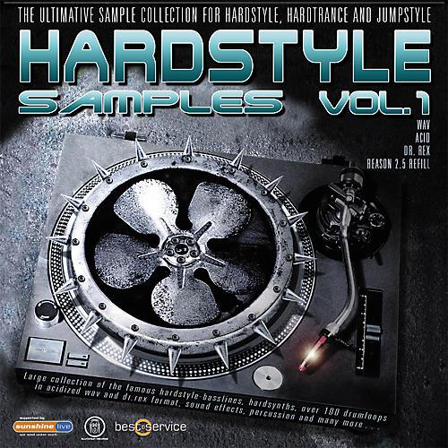 Best Service Hardstyle Samples Vol. 1 Sample Library