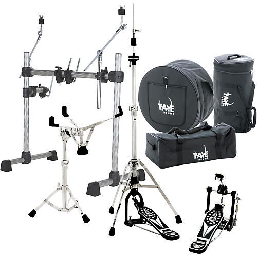 Taye Drums Hardware Pack R Featuring the DZ DrumRack