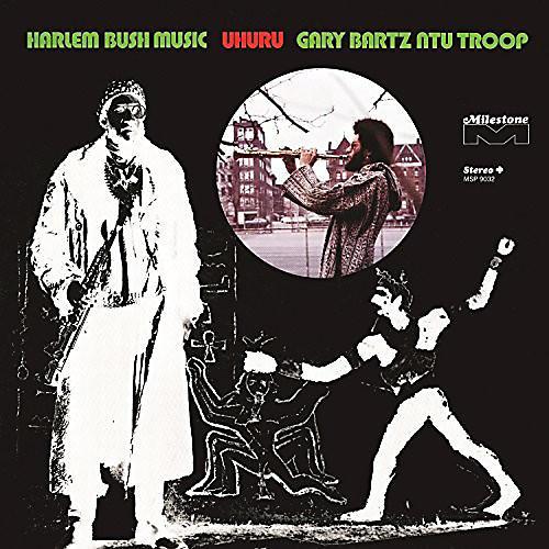 Alliance Harlem Bush Music - Uhuru