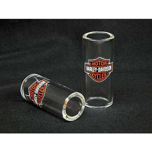 Dunlop Harley Davidson Pyrex Glass Guitar Slide