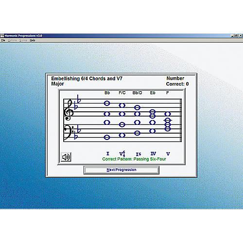 ECS Media Harmonic Progressions Hybrid CD